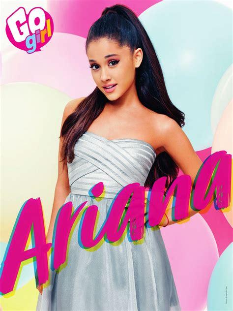 Ariana Grande Girl Magazine Issue