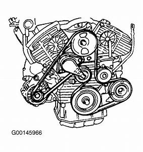 2000 Hyundai Tiburon Serpentine Belt Routing And Timing