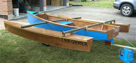Trimaran Design Pdf by Small Trimarans The Community For