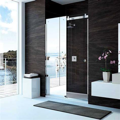 merlyn  series mm mirror sliding shower door