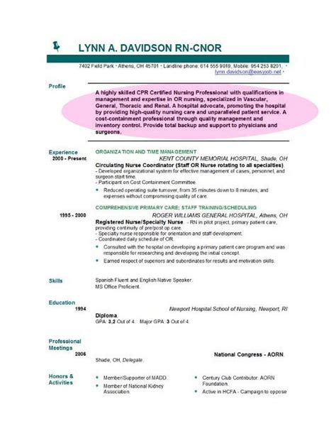 Things To Say On A Resume Objective by Resume Objective Resume Cv