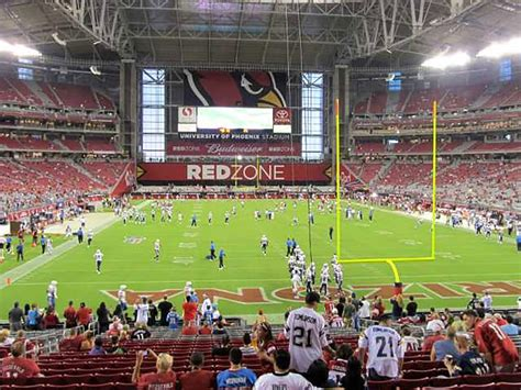 arizona cardinals seating chart state farm stadium