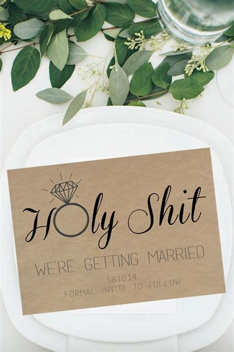 wedding save  date diy printable invitation