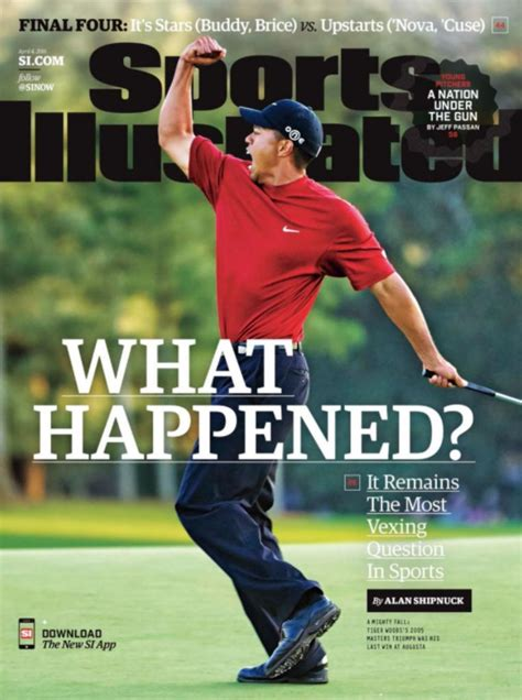 FTF: Day's back injury caused by swing? Tiger Woods SI ...