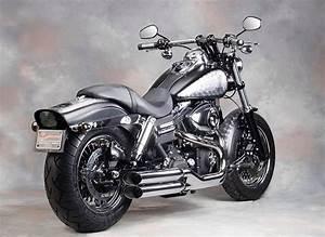 Harley Dyna Fat Bob custom | Harley Davidson Dyna Street ...