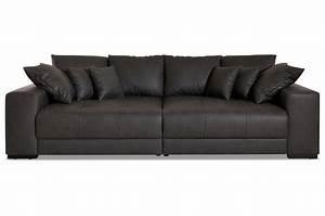 Boxspring Couch Mit Bettfunktion : nova via bigsofa burma 300 schwarz mit boxspring sofas ~ Indierocktalk.com Haus und Dekorationen