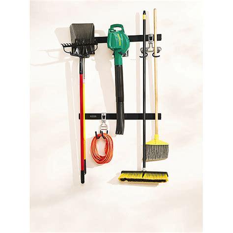 rubbermaid shed tool hangers rubbermaid tool organizer kit storage organization