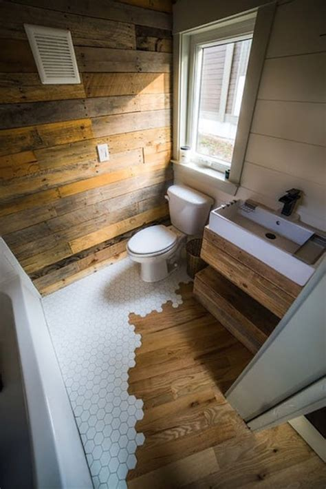 Jetson Green   Light filled Tiny House Made of Reclaimed