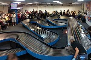 Detect Noise In Slot Cars