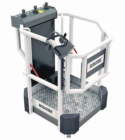 Vr Simulator Labs Training Equipment Construction Serious