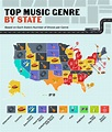 Jammin' Geography: Where Musicians Play Most Across ...