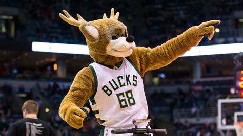 nba playoffs  bango  milwaukee bucks mascot trolls