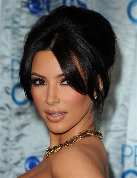 hairstyles  celebrity celebrity hairstyles kim kardashian