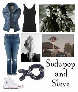 Greaser Outfit Girl Jean Jacket