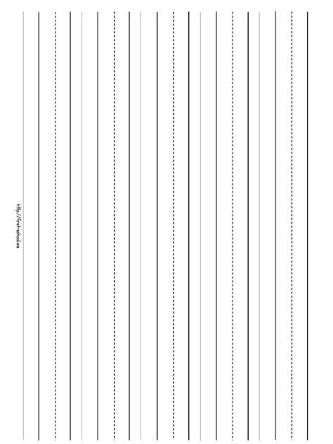 landscape writing paper  kindergarten paper landscape