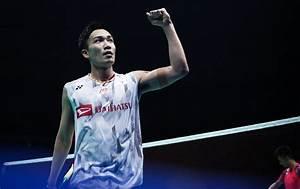 Momota beats home favourite Chen to Badminton Asia ...