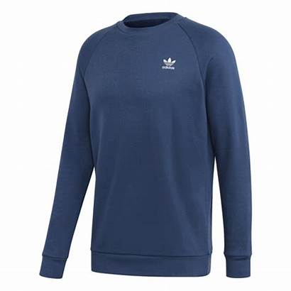 Adidas Sweatshirt Essentials Marine Night Articulo Algodon