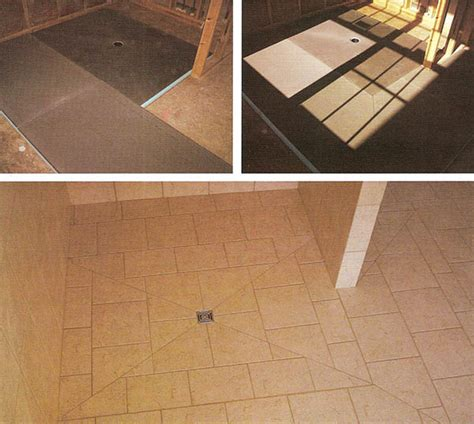 wedi ada compliant shower r ready for tile