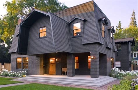 mansard roof advantages  disadvantages
