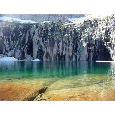 Precipice Lake CAI Wanna GoPinterest