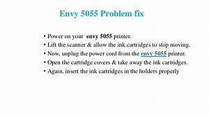Envy 5055 First Printer Setup Driver Download