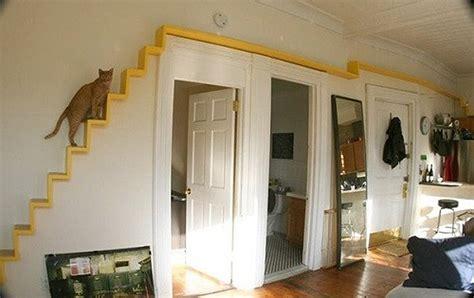 escaliers mural pour chats tuxboard