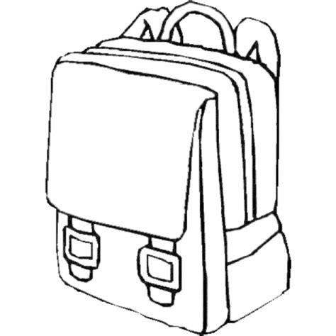 disegni per bambini asilo disegno di zainetto da colorare per bambini