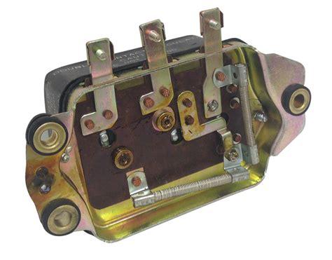 12 Volt Regulator With Chrome Cover Kit