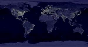 Earth at Night – A Darker View