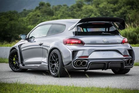 Modified Silver Cars by Volkswagen Scirocco Bodykit Cars Modified 2014 Aspec Ppv