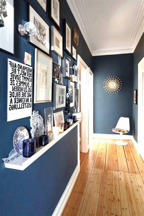 peinture couloir etroit decoration peinture couloir idee