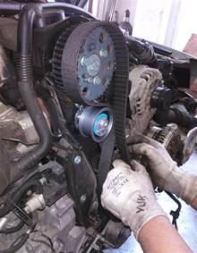 Hyundai Elantra Timing Belt