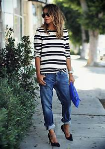 Cute Tops to Wear with Jeans - 21 Jeans Tops Outfit Ideas