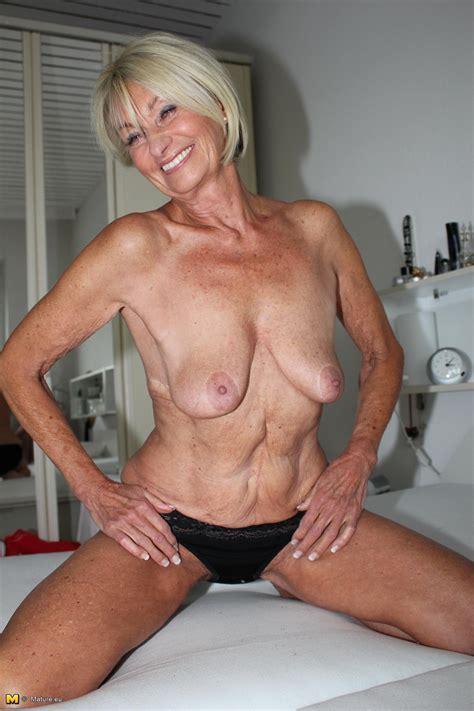Beautiful Yo Blond Granny Franziska Has A Hairy Pussy Pornhu