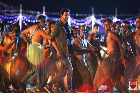 'simtaangaran' Song Out From Vijay's 'sarkar'