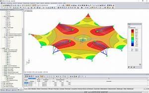 Höhenlinien Berechnen : zusatzmodule f r membranbau und textilbau dlubal software ~ Themetempest.com Abrechnung