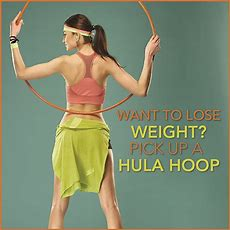 Want To Lose Weight? Pick Up A Hula Hoop