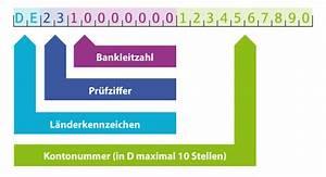 Kontonummer Aus Iban Berechnen : iban rechner iban und bic einfach berechnen ~ Themetempest.com Abrechnung