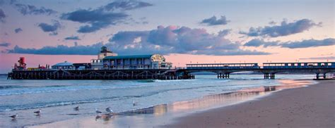 Pier Engels by Bournemouth