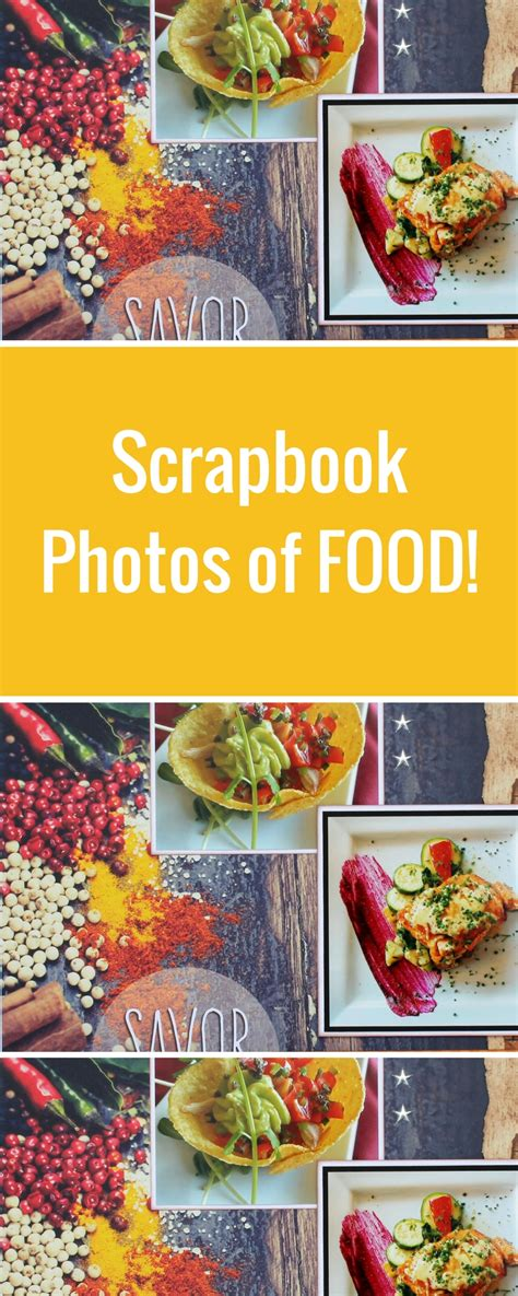 scrapbooking cuisine paper house productions delish collection of scrapbook