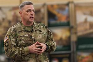 """Gen. Milley: """"Readiness is my number one priority"""" > U.S ..."""