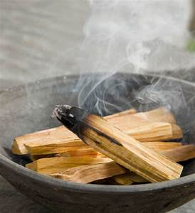 Palo Santo Wood Burning Sticks Home Accents VivaTerra