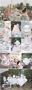 Pin by Party Ark on Vintage Afternoon Tea Party Ideas ...