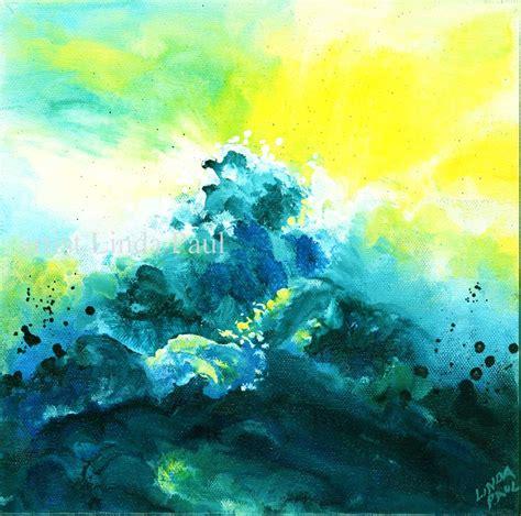 1 door wall ocean painting abstract art for sale original artwork of