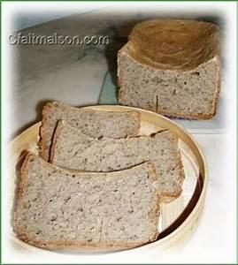 Recette Pain Sans Gluten Machine à Pain : recette pain sarrasin sans gluten machine pain po le ~ Melissatoandfro.com Idées de Décoration