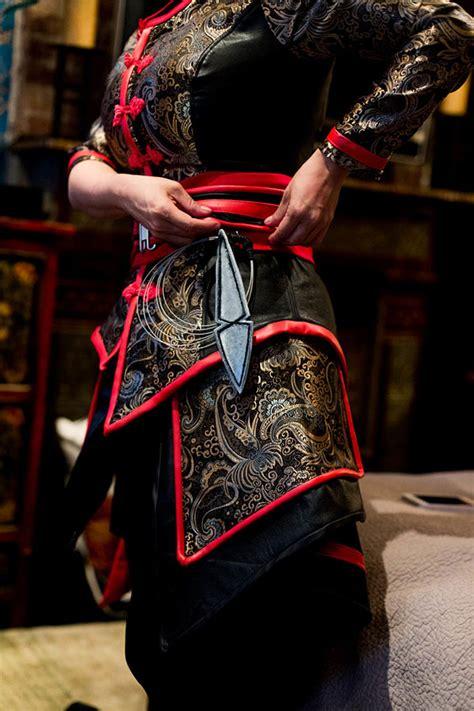 anime china tema game assassin s creed chronicles entrevista sobre cosplay con