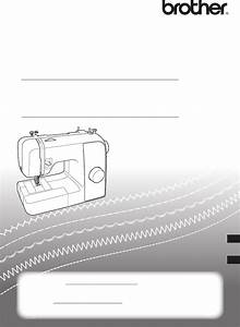 Brother Sewing Machine Lx2500 User Guide