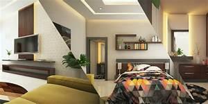 Home, Interiors, In, Kerala