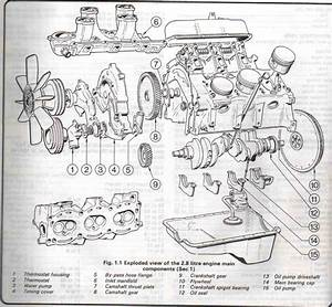 2005 Ford Explorer 4 0 V6 Engine Diagram