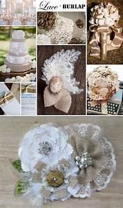 burlap table accessories simple home decoration With lace decorations for wedding